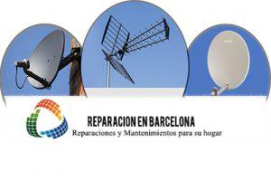 Antenista Barcelona